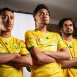 eBafana Bafana FIFA squad for the 2021 FIFA season