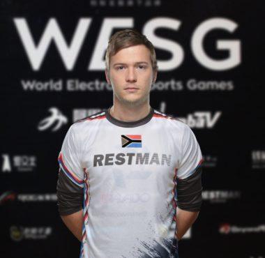 Ashton Muller WESG 2016