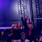 Goliath Gaming Army supporting Julio 'BEAST' Bianchi - VS Gaming FIFA Festival 2018