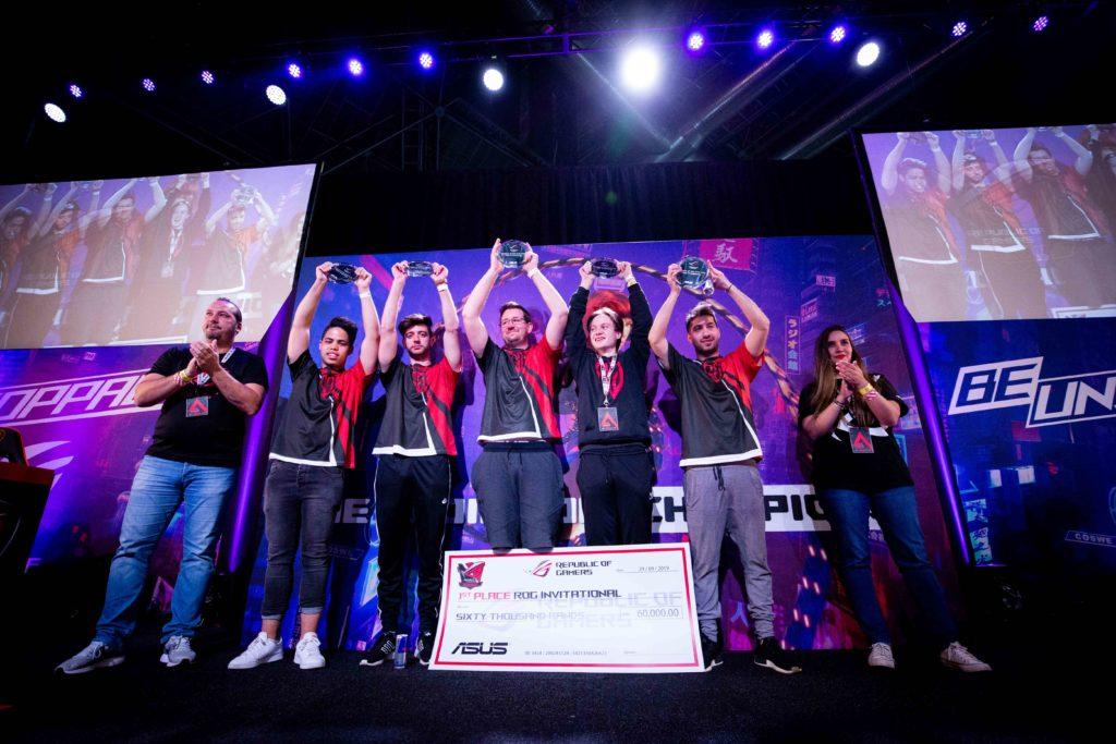 GG Counter Strike - rAge 2019 Champions