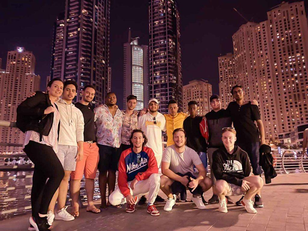 GG FIFA + Counter Strike - Dubai Bootcamp 2019