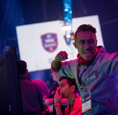 VS Gaming FIFA Festival 208 - Celebration
