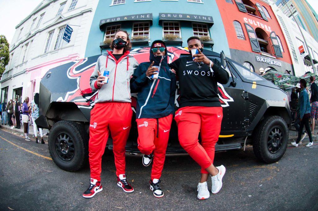 Red Bull Athlete - NIKE - Thabo 'Yvng Savage' Moloi - 2020