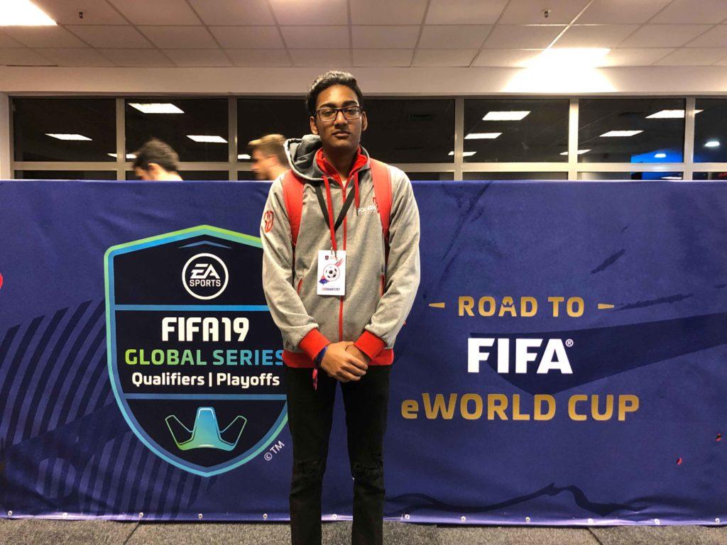 GG FIFA - PGL Esports main event - Romania Bucharest, 2019